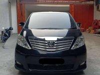 Jual Toyota Alphard 2011 harga baik