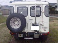 Toyota Hardtop 1984 dijual cepat