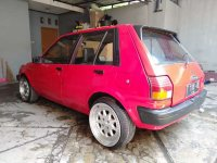 Toyota Starlet 1985 bebas kecelakaan