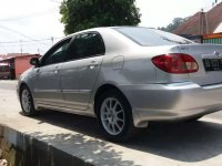 Toyota Corolla Altis dijual cepat