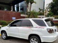 Toyota Harrier dijual cepat