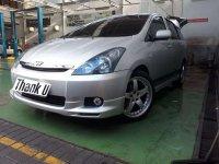Toyota Wish 2003 bebas kecelakaan