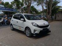 Toyota Agya bebas kecelakaan