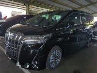 Toyota Alphard 2019 bebas kecelakaan