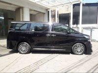 Jual Toyota Vellfire G Limited harga baik
