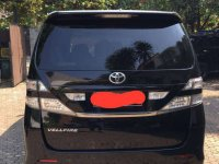 Toyota Vellfire 2010 bebas kecelakaan