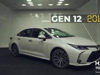 Bersama Toyota Safety Sense, Ini Dia 4 Fitur Keselamatan Baru Toyota Corolla Altis 2019