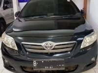 Toyota Corolla Altis J bebas kecelakaan