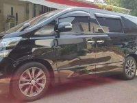 Toyota Vellfire X dijual cepat