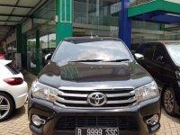 Jual Toyota Hilux 2018 harga baik