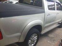 Toyota Hilux V bebas kecelakaan