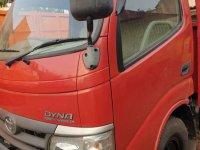 Toyota Dyna 2016 bebas kecelakaan