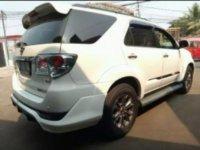 Jual Toyota Fortuner G TRD harga baik
