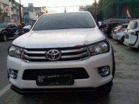 Jual Toyota Hilux 2018 Manual