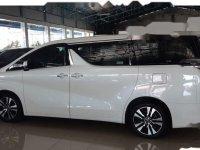 Jual Toyota Vellfire 2018 harga baik
