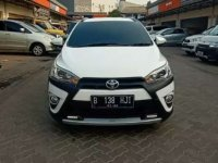 Toyota Yaris TRD Sportivo Heykers bebas kecelakaan