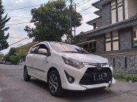 Toyota Agya 2017 dijual cepat