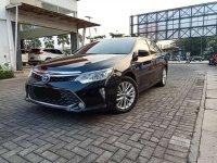 Toyota Camry bebas kecelakaan