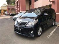 Jual Toyota Alphard 2012 harga baik