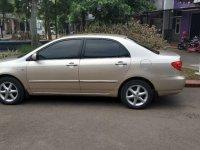 Toyota Corolla Altis 2001 dijual cepat