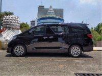 Toyota Alphard G G bebas kecelakaan