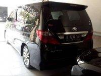 Toyota Alphard 2010 bebas kecelakaan