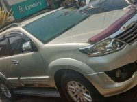 Jual Toyota Fortuner 2012 Automatic