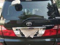 Jual Toyota Alphard 2007, KM Rendah