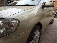 Jual Toyota Corolla Altis 2005 Manual