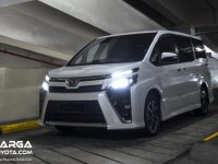 Makin Asyik, Ini Dia Fitur Toyota Voxy Buat Perjalanan Tambah Nyaman