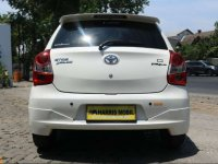 Jual Toyota Etios 2015 Manual