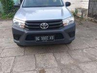 Jual Toyota Hilux 2017, KM Rendah