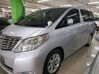 Jual Toyota Alphard 2010 Automatic