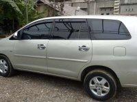 Jual Toyota Kijang Innova 2006, KM Rendah