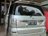 Toyota Alphard bebas kecelakaan