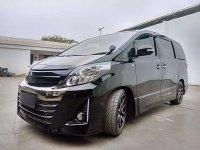 Toyota Alphard 2013 dijual cepat