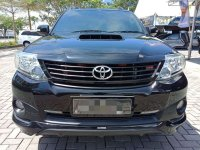 Toyota Fortuner 2015 bebas kecelakaan