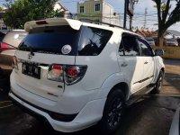 Butuh uang jual cepat Toyota Fortuner 2015