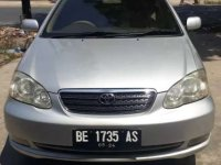 Butuh uang jual cepat Toyota Corolla Altis 2005