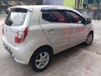 Jual Toyota Agya 2014 Manual