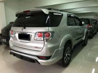 Jual Toyota Fortuner 2014 Automatic