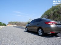 Tiga Hal Teknis Ini Membuat All New Toyota Vios E CVT 2019 Lebih irit
