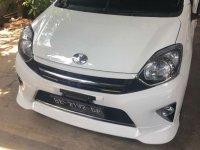 Toyota Agya 2015 dijual cepat
