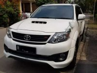 Toyota Fortuner 2015 dijual cepat