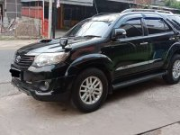 Jual Toyota Fortuner 2013 Automatic