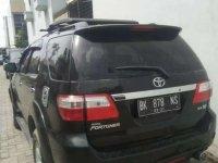 Jual Toyota Fortuner 2011 Manual