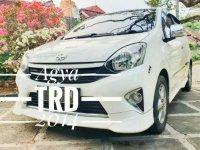 Toyota Agya dijual cepat