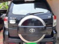 Toyota Rush 2014 bebas kecelakaan