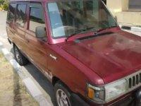 Toyota Kijang 1996 dijual cepat