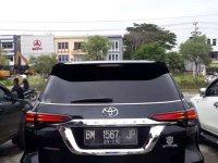 Jual Toyota Fortuner 2016, KM Rendah